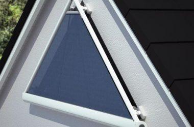 Dreieckmarkise